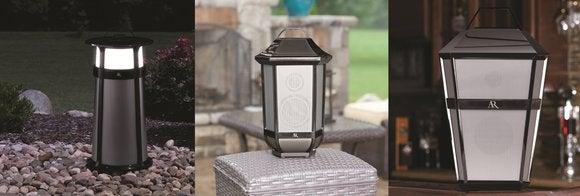 AR outdoor speakers