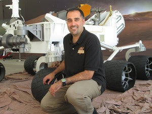NASA Mars ashwin vasavada and rover