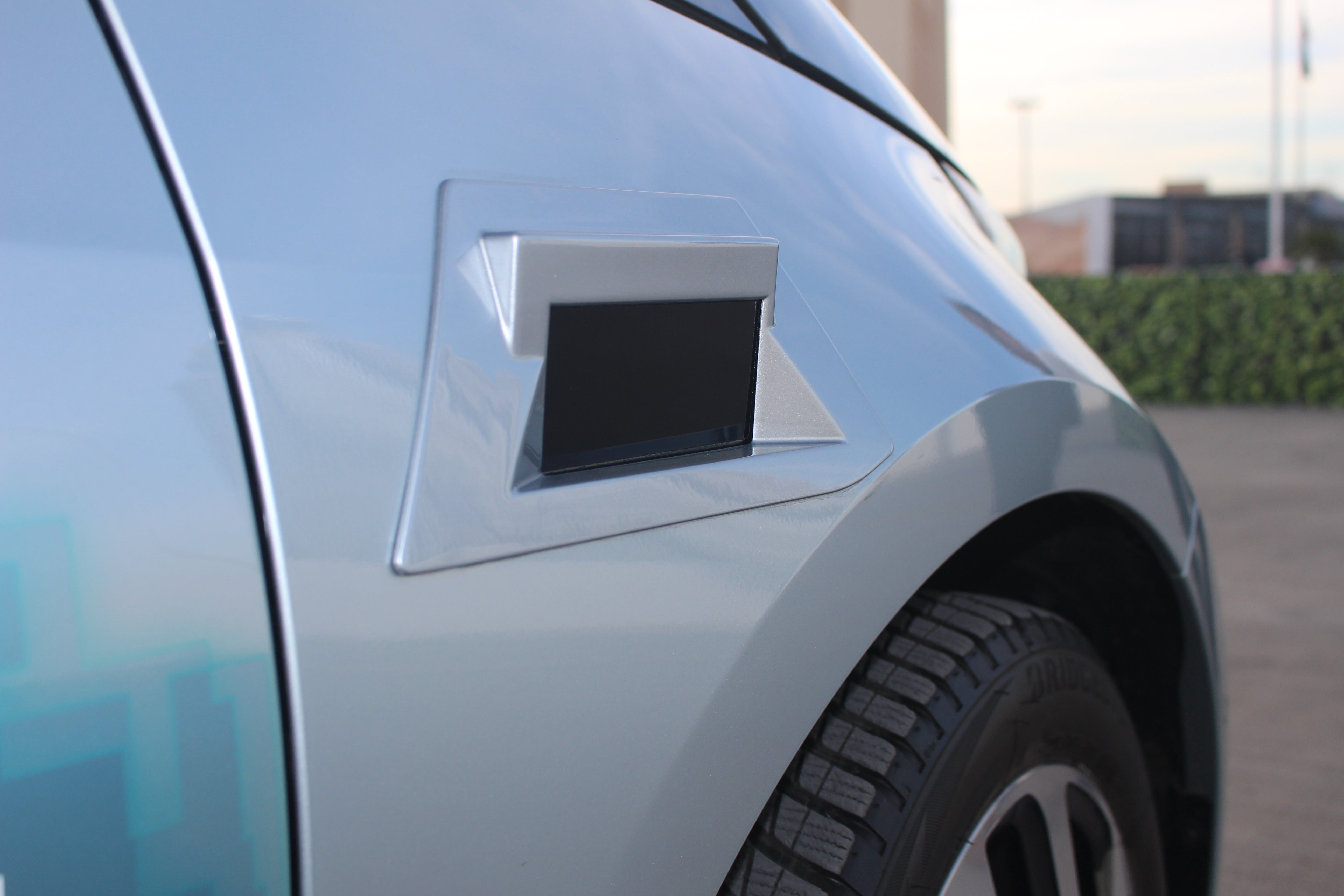 garage makes parking sensor sense assist that technology designs car