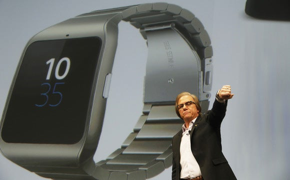 ces sony smartwatch 3 mike fasulo