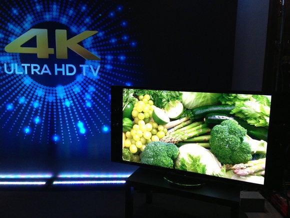 ces 2015 4k tv