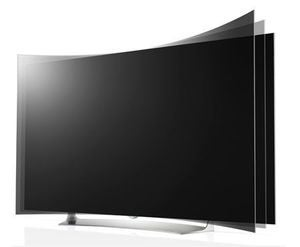 ces 2015 lg curved tv