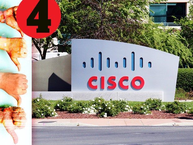 cisco employee reviews