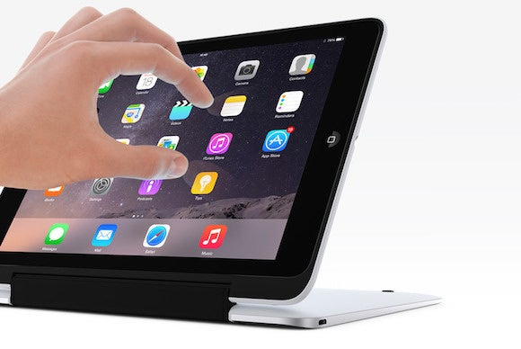 clamcase pro ipad air case stand