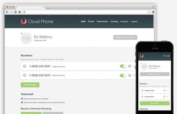 cloud phone