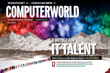 Computerworld, digital edition [February 2015 cover]