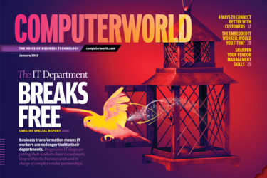 Computerworld Digital Edition, January 2015 cover