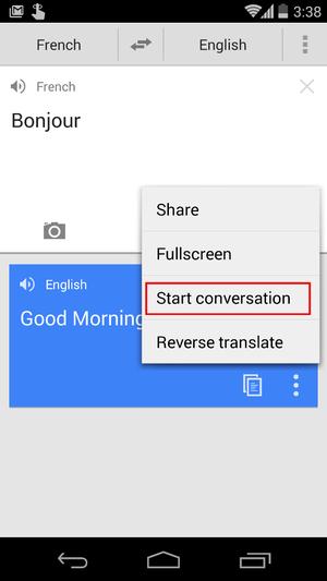 conversationmode 1