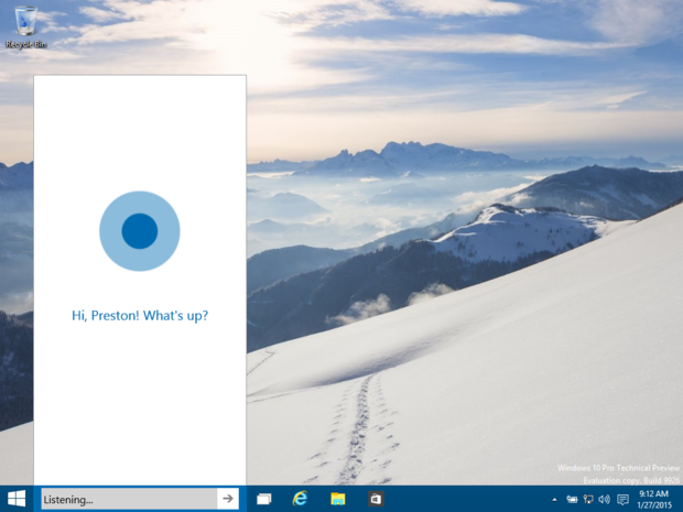 Windows 10 menu bar missing see the windows 10 start menu in action