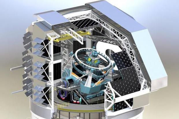 dome 26 telescope sm
