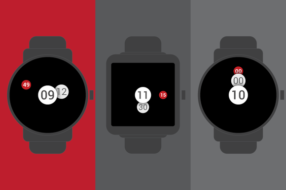 dots android wear