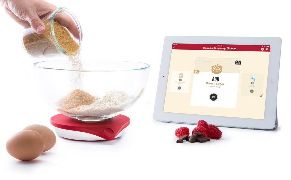 Drop review: An iPad-connected scale for beginning bakers | Macworld