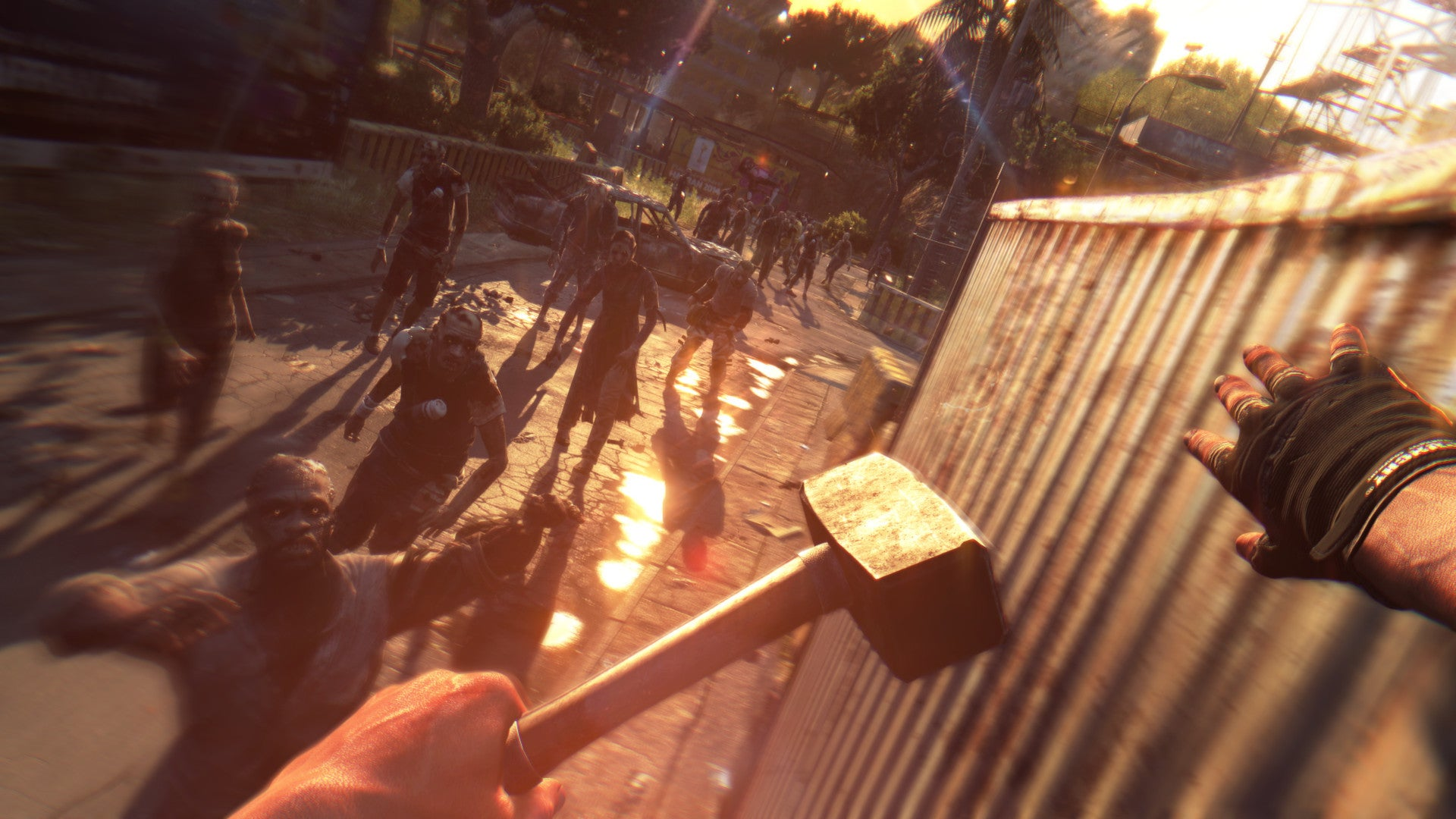Dying Light preview: Zombies are even more stomach-churning in
