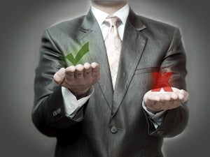 evaluation thinkstock