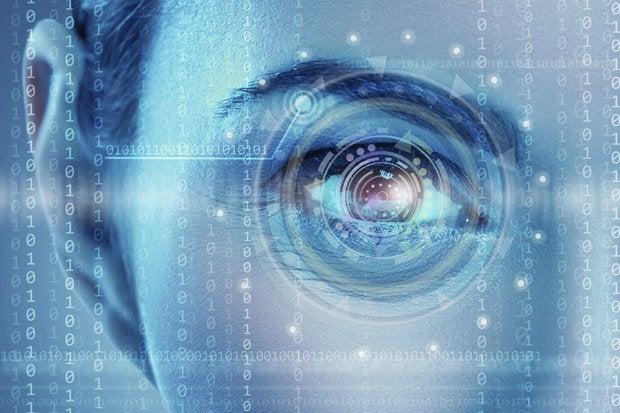 binary eye circuits