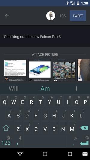 falcon pro 3 twitter
