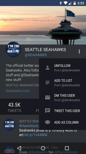 falcon pro seahawks