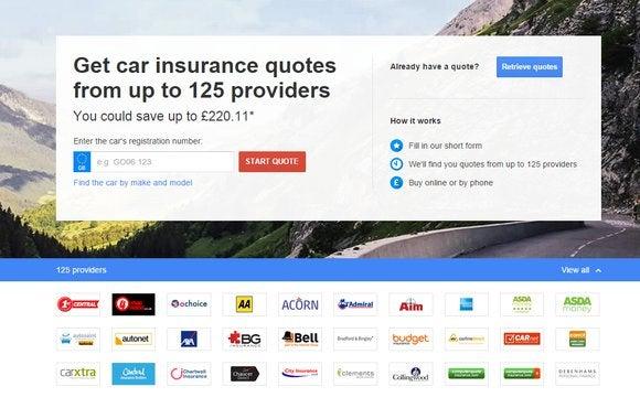 google car insurance
