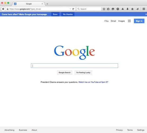 Google strikes back