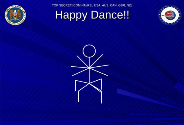 NSA suggested happy dance for VPN exploitation