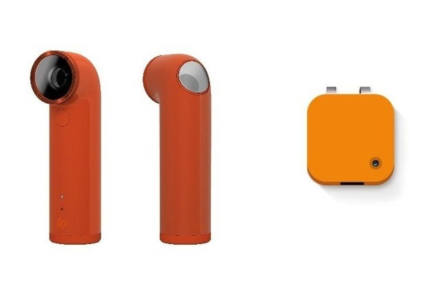 htc re narrative clip orange