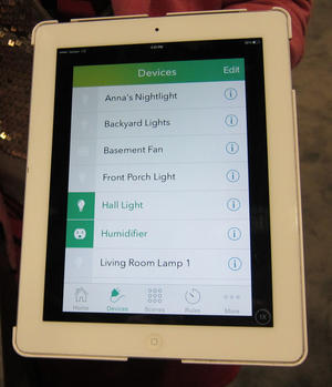 ihome devices app