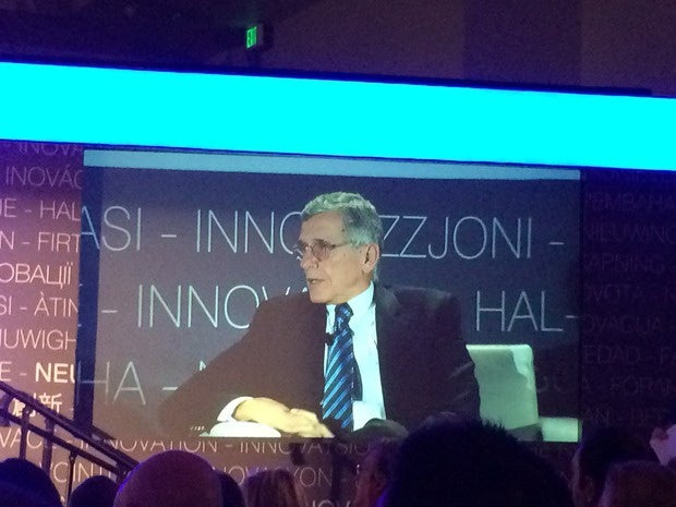 FCC Chairman Tom Wheeler at CES