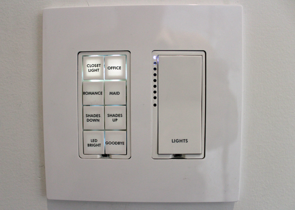 insteon in wall