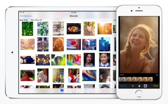 ios8 photos
