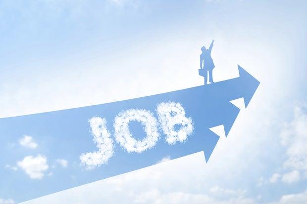job search worker arrow up 2015