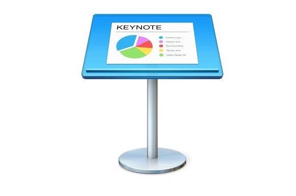 So öffnen Sie Microsoft PowerPoint-Präsentationen in Apple Keynote auf einem Mac