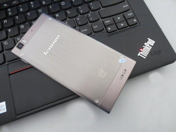 lenovo k900 Intel