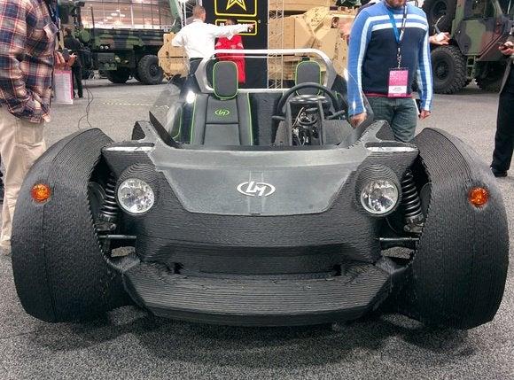 local motors 3d car
