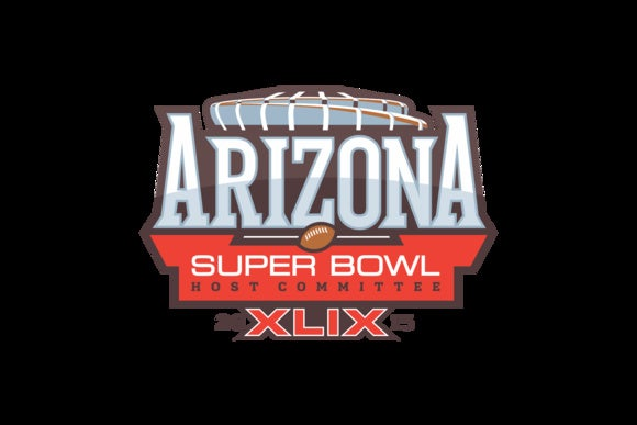 logo super bowl xlix arizona