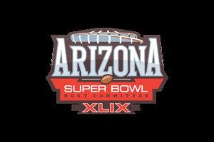 logo super bowl xlix arizona