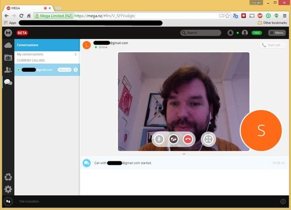 Kim Dotcom takes on Skype with end-to-end encrypted video ...