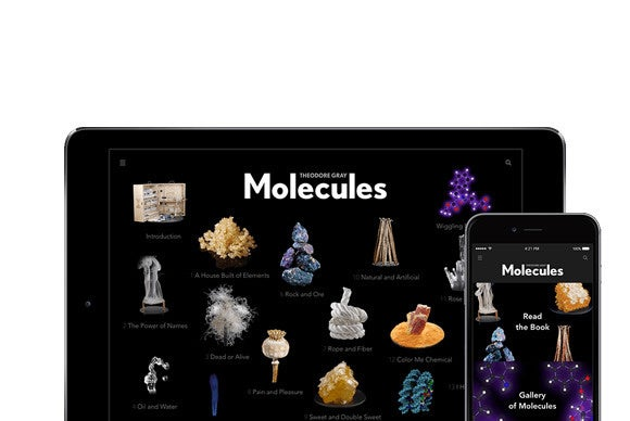 molecules hero