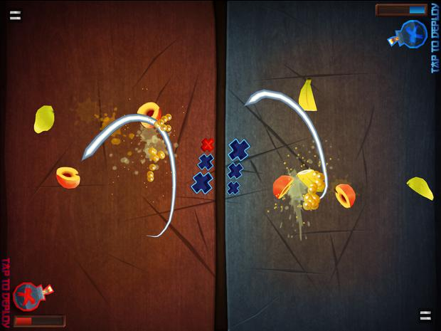multiplayer fruit ninja