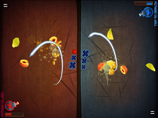 green fruit fruit ninja games