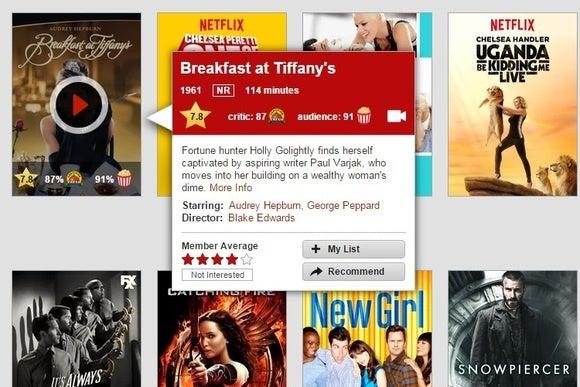 Sistema di valutazione di Netflix