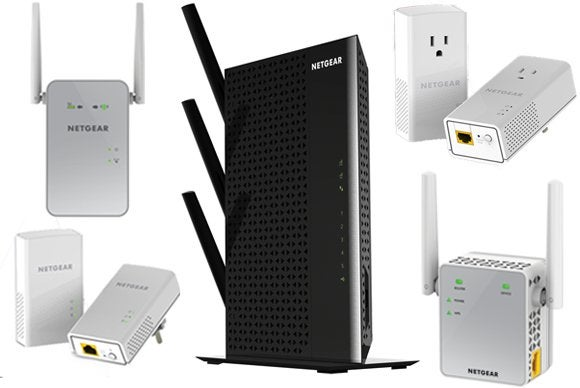 Netgear CES new products