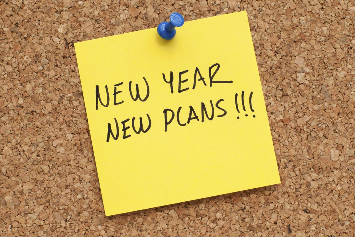 4 New Year's resolutions for a more cybersecure organization
