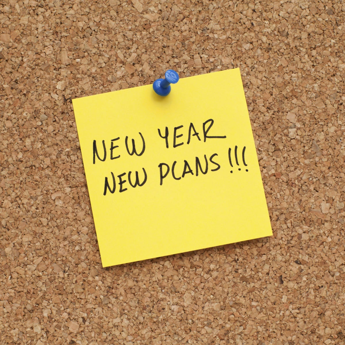 new year post-it resolution