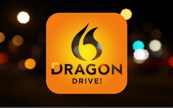 nuance dragon drive