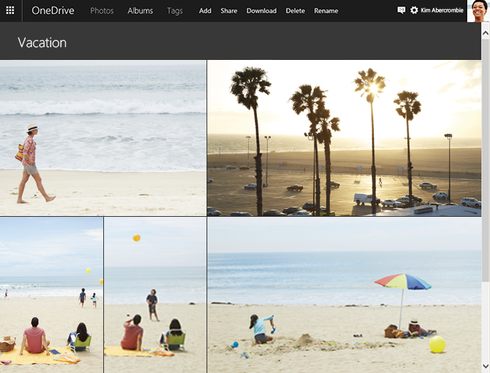 Microsoft OneDrive adds super-intelligent searching of