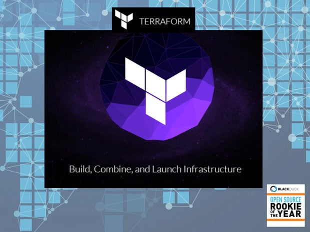2015 Open Source Rookie of the Year: Terraform