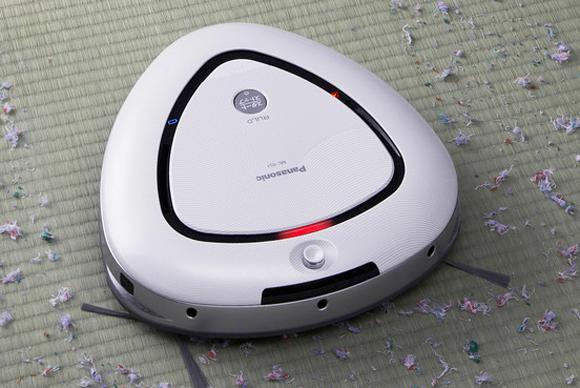 panasonic robot vacuum