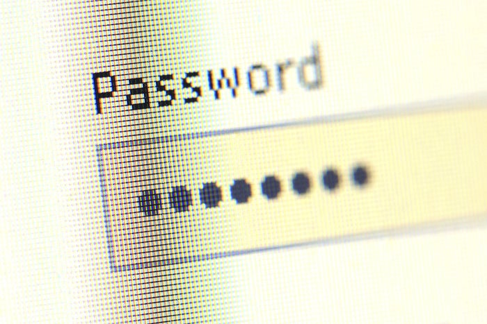 Update: Credit card terminals have used same password since