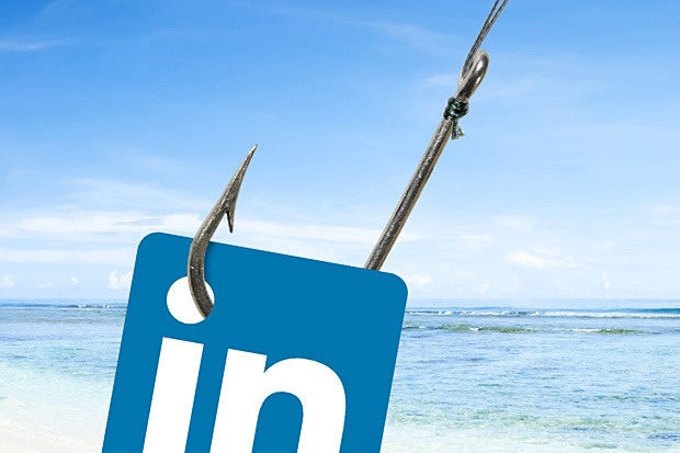phishing linkedin