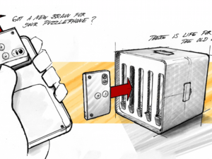 puzzlecluster smartphone modules